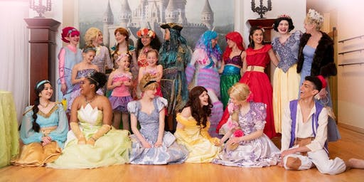 Free Princess Dance & Theatre Class at Paulettes Palace Open House