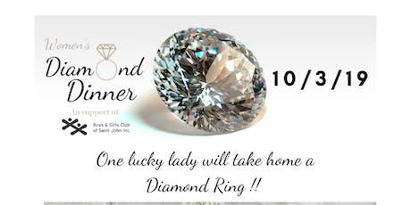 Women's Diamond Dinner tickets