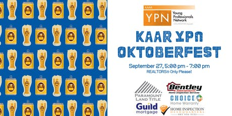 KAAR/YPN Oktoberfest (REALTOR® Event)  tickets
