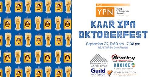 KAAR/YPN Oktoberfest (REALTOR® Event)