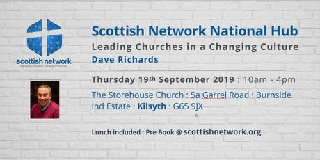 National Hub - Leading Churches in a Changing Culture with Dave Richards tickets