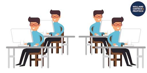 Peer Group Meeting  #0080 Coworking 2 coworking