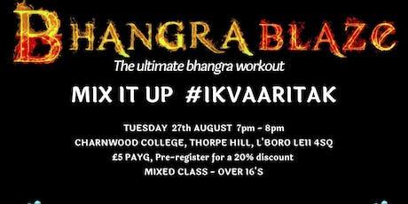 Mix it Up  #ikvaaritak tickets