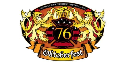 Smithfield Firefighters Local 2050 Oktoberfest 2019