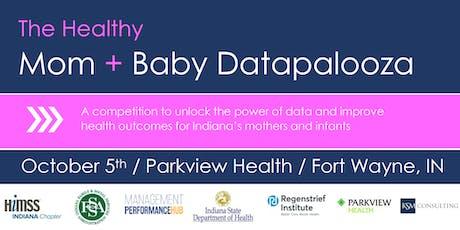 Healthy Mom+ Baby Datapalooza  tickets
