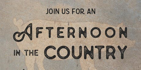 Afternoon in the Country: 2nd Annual Young Farmers Scholarship Dinner tickets