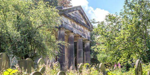 Guided History Tour of Sheffield General Cemetery - 1pm - Sunday 1st September