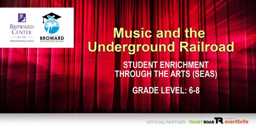 Reggie Harris - Music and the Underground Railroad