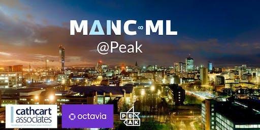 MancML @ Peak AI