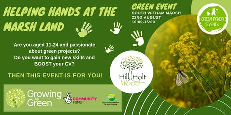 Helping Hands at the Marsh Land tickets