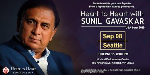 Heart to Heart with Sunil Gavaskar