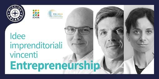 Corso di Entrepreneurship - Idee Imprenditoriali Vincenti
