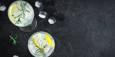 Gin-Tasting mit Tanqueray