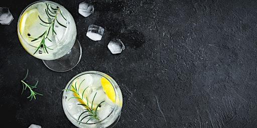 Gin-Tasting mit Tanqueray