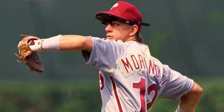 Rack Up a Perfect Game with the Phillies-Meet Mickey Morandini, 2B '93 WS tickets