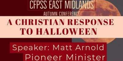 A Christian Response to Halloween