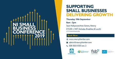 NI Small Business Conference 2019 tickets
