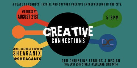 Creative Connections with Sheaganix tickets