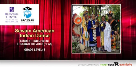 Sewam American Indian Dance tickets