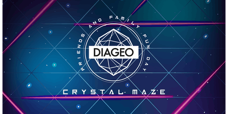 Friends and Famiy Fun Day - Diageo Crystal Maze. tickets