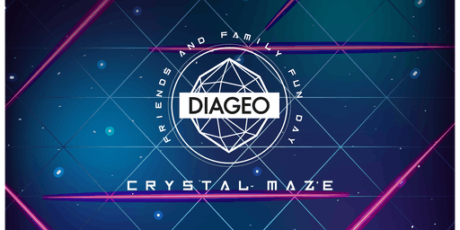 Friends and Famiy Fun Day - Diageo Crystal Maze.