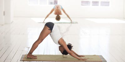 Yoga Mornings - every Monday 2nd September - 30th December 2019