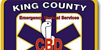 King County EMS EMD CBD Continuing Education Training - 8 Hours