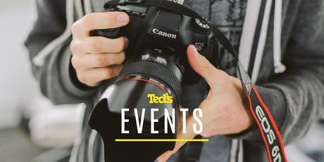 Canon - Introduction to your Canon Camera | Adelaide | Beginners (119550) tickets
