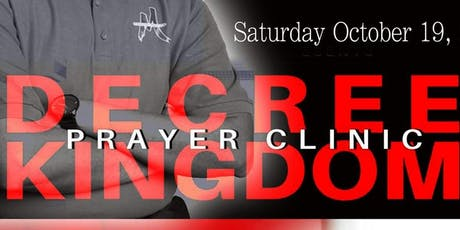 Declaring the Kingdom Prayer Activation tickets