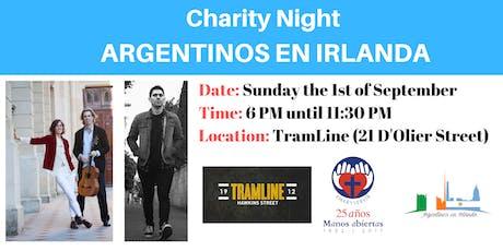 Charity Night - Argentinos en Irlanda tickets