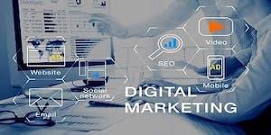 Digital Marketing Strategy - Let's go live!! 3 Hour CE...