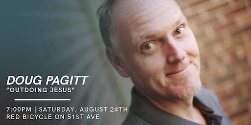 """Outdoing Jesus"" Book Tour with Doug Pagitt"
