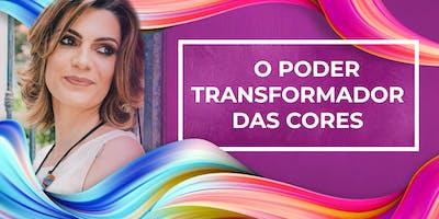 O Poder Transformador das Cores - Workshop - Niterói RJ