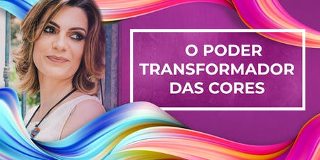 O Poder Transformador das Cores - Workshop - Niterói RJ ingressos