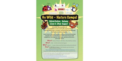 Go Wild Nature Camp - Mountbellew