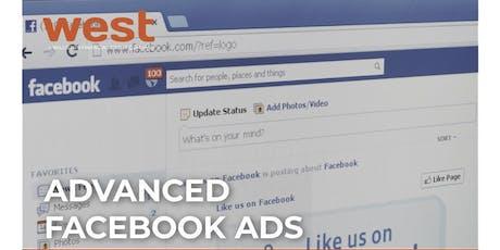 Advanced Facebook Ads tickets