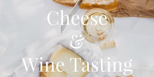 Cheese and Wine Tasting with R&H Fine Wines