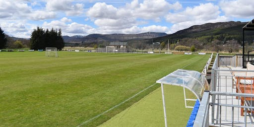 The Dell: Camanachd Ground Tour
