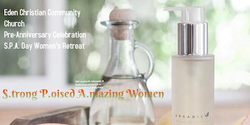S.trong – P.oised – A.mazing! Women Workshop