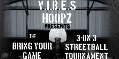 V.I.B.E.S in the Paint 3 on 3 Basketball Tournament