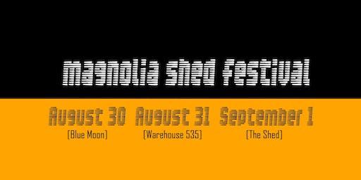 Magnolia Shed Festival 2019
