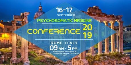 Psychosomatic Medicine 2019 tickets