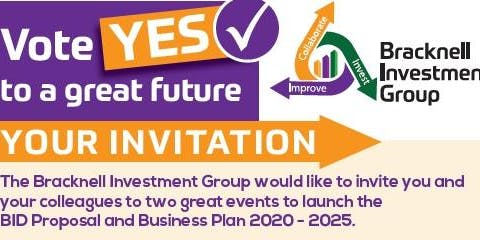Bracknell Investment Group Lunchtime Drop In Anytime Event 1