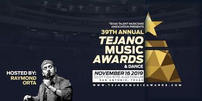 39th annual Tejano Music Awards & Dance