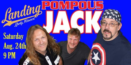 Pompous Jack back at The Landing in Liberty MO tickets