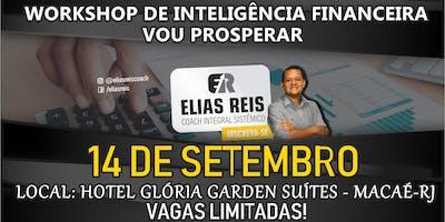 WORKSHOP DE INTELIGÊNCIA FINANCEIRA - VOU PROSPERAR