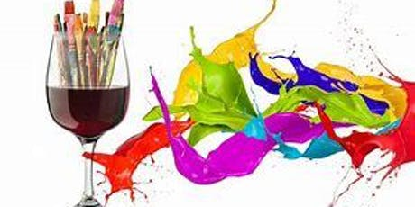 Sip & Paint - DCNG Youth Leaders Camp Fundraiser  tickets