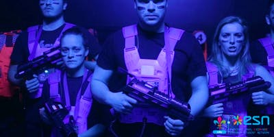Laser Game With ESN Lille