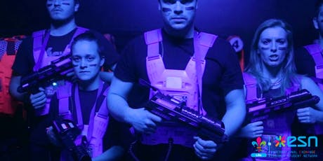 Laser Game With ESN Lille billets