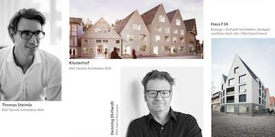 ROOFTOPTalks #6 - Urbane Dachlandschaften